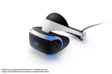 PlayStation VR、発売日が10月13日に決定