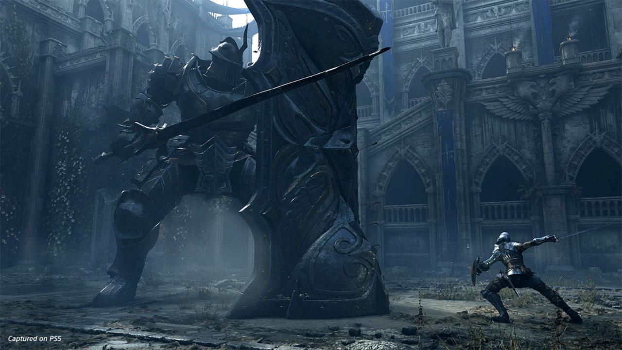 PS5『デモンズソウル』、新たなスクリーンショットが公開