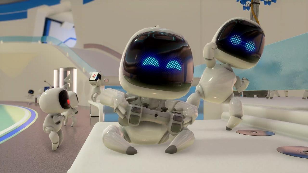PS5『アストロ プレイルーム』が発表 - PSXNAVI